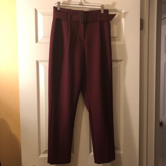 🌟 RW&Co. High-waisted paperbag pants